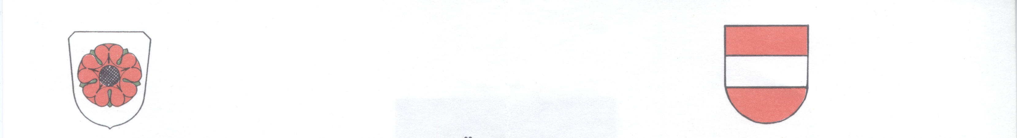 Embleme für Briefkopf